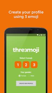 Threemoji screenshot 1