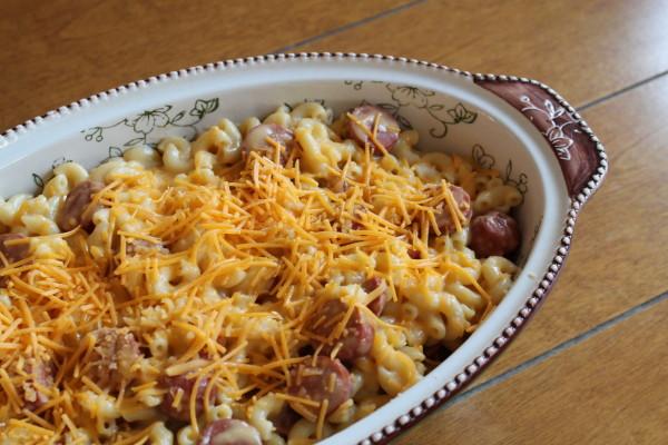 Mac and Cheesedog Casserole Recipe
