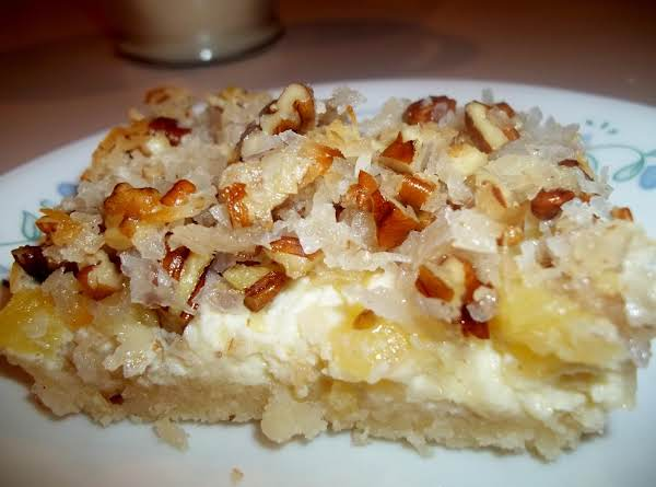 Pineapple Delight Bars Recipe