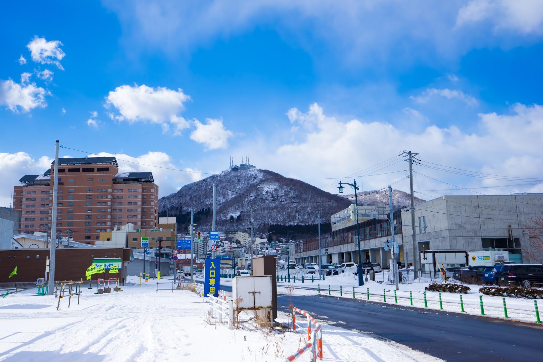 Mt. Hakodate