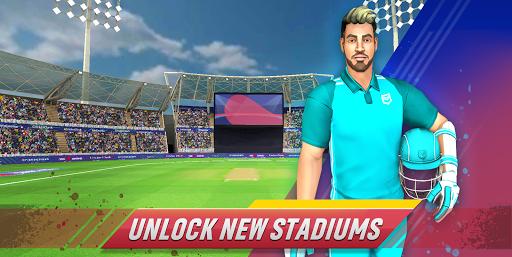 Cricket Clash - 3D Cricket Games modavailable screenshots 7