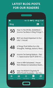 FinCalC – Financial Calculator India App Download For Android 6