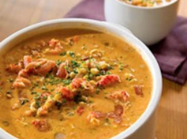 Corn Crab And Crawfish Bisque Or Chowder