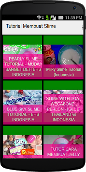 Download tutorial make slime apk latest version app for android devices tutorial make slime poster ccuart Gallery