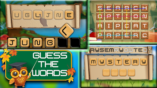Download Mystery Words 18 For Pc