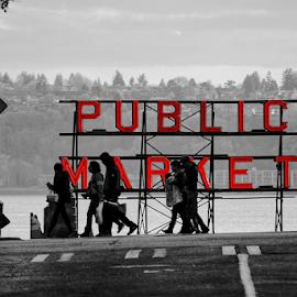 Public Market  by Todd Reynolds - Digital Art People