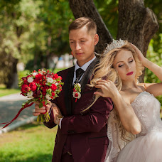 Wedding photographer Oksana Karpovich (Gaika). Photo of 17.10.2017