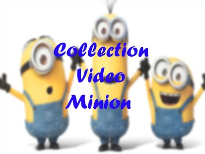 Collection Video Minion - náhled