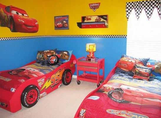 Idea Bilik Tidur Anak Tangkapan Skrin