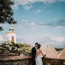 Wedding photographer Virág Mészáros (virdzsophoto). Photo of 26.08.2018
