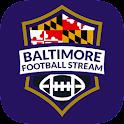 Baltimore Football STREAM+ icon