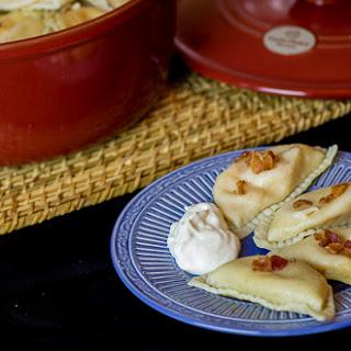 Traditional Ukrainian Pierogies