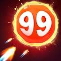 Smash Blast - Ball Shooting War icon