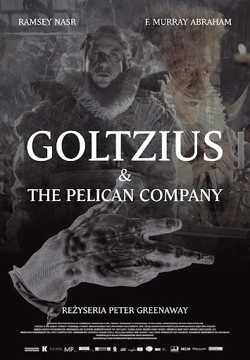 Polski plakat filmu 'Goltzius & The Pelican Company'
