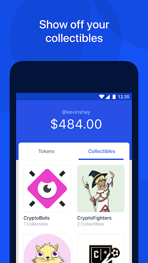 Coinbase Wallet — Ethereum Wallet & DApp Browser hack tool