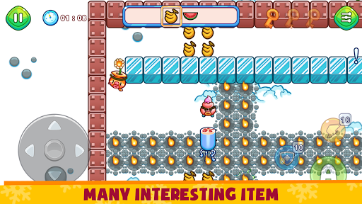 Bad Cream Mobile - friv bad Icy war Maze Game 2.3 screenshots 3