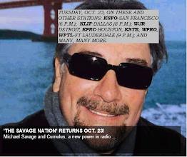 Photo: Savage Nation Returns Tues Oct 23, 2012