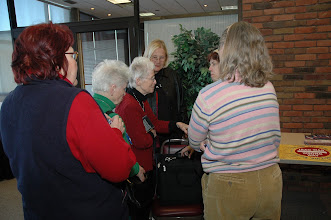 """Photo: Caucus for """"Ann Wright for President!"""""""