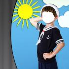 子供の写真モンタージュの衣装 icon