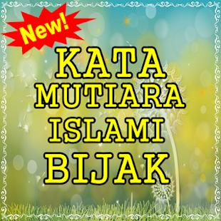Kata Mutiara Islami Super Bijak Terlengkap - náhled
