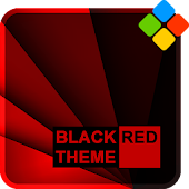 Black Red Theme
