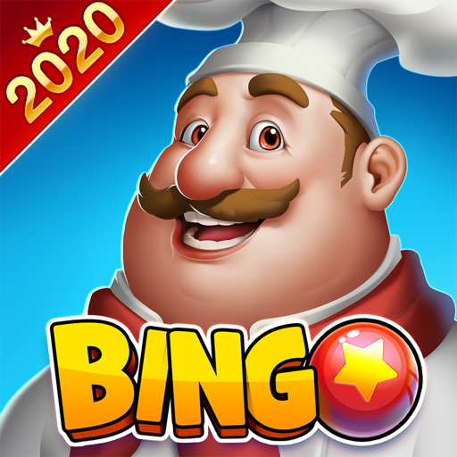 Bingo Cooking - Multiplayer Free Live BINGO Games