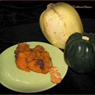 Acorn Squash With Nutmeg