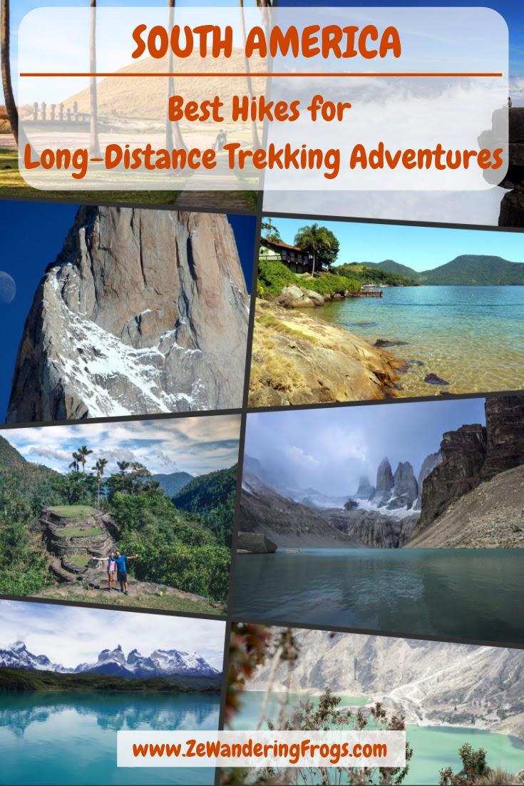 Best Treks in South America