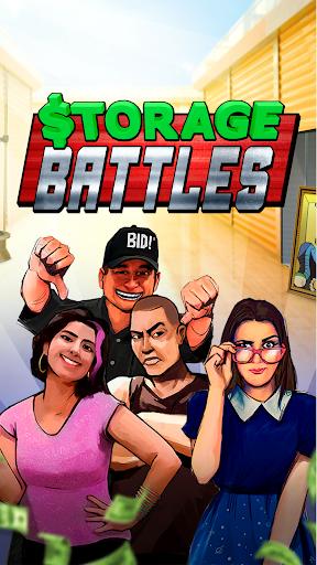 Code Triche Storage Battles - Multiplayer Auction Bidding Wars APK MOD screenshots 1