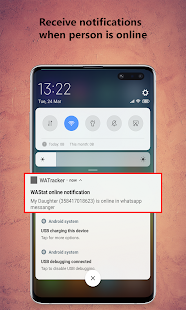 WaStat - WhatsApp tracker