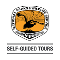 NPWS Self guided tours icon