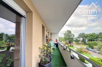Appartement 4 pièces 82,84 m2