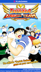 Captain Tsubasa: Dream Team Mod 2.11.3 Apk [Unlimited Money] 1