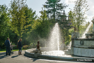 Photo: Stewart Memorial Fountain, Kelvingrove Park, Glasgow