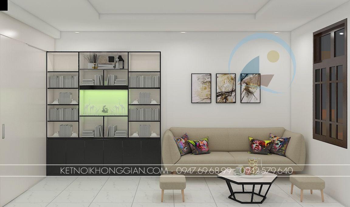 Thiết kế cửa hàng đồ nhập khẩu - thiết kế shop đồ nhập khẩu 5