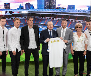 Hazard Eden Voorstelling Real Madrid