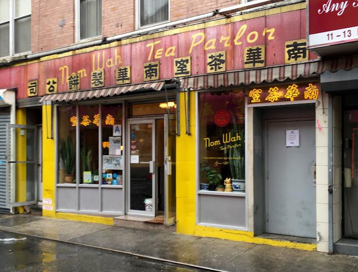 The Nom Wah Tea Parlor.