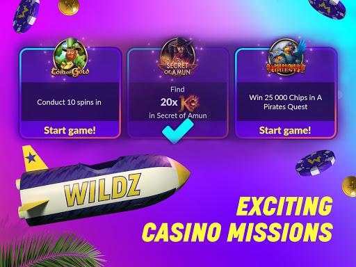 Wildz.fun Casino apkpoly screenshots 15