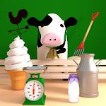 Escape Game Milk Farm Icon