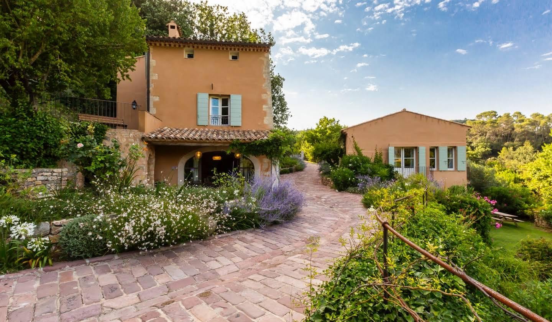 Villa avec piscine et jardin Le Val