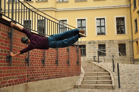 Parkour Training for beginner - náhled