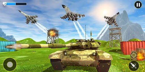 Code Triche Tank vs Missile Fight-War Machines battle APK MOD (Astuce) screenshots 1