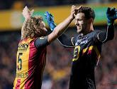 Michael Verrips (vorig jaar KV Mechelen) speelde nog geen minuut bij Sheffield United