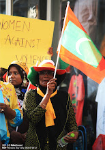 Photo: Women's day protest 8/3/2012.