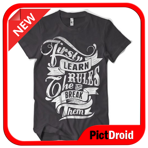 Simple T-Shirt Design Ideas Android APK Download Free By Pictdroid