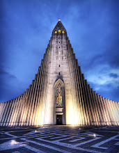 Photo: Hallgrímskirkja - The Reykjavík Rocket  A Very Awesome Place.