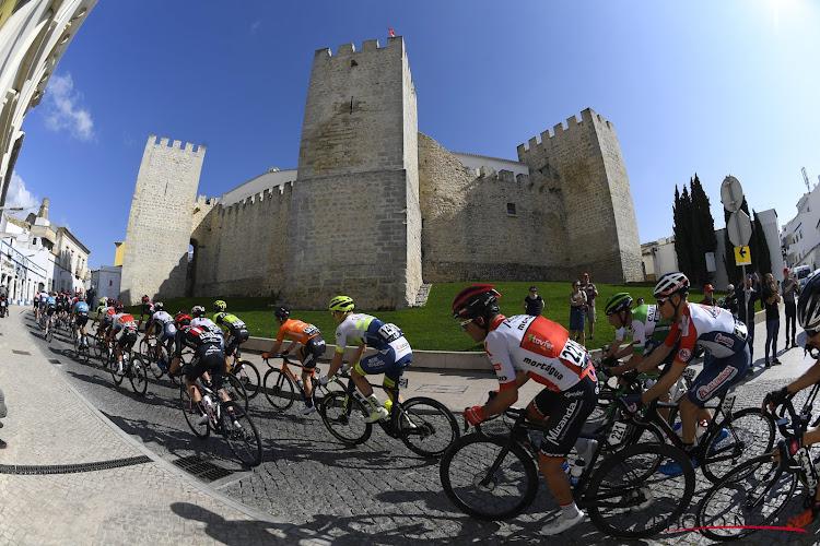 """Portuguees wint verrassend thuisronde in Algarve: """"Het waren geen vijf perfecte etappes"""""""