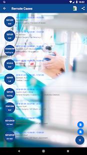 Anesthesia Log Screenshot