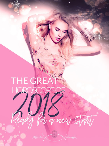 iHoroscope - 2018 Daily Horoscope & Astrology