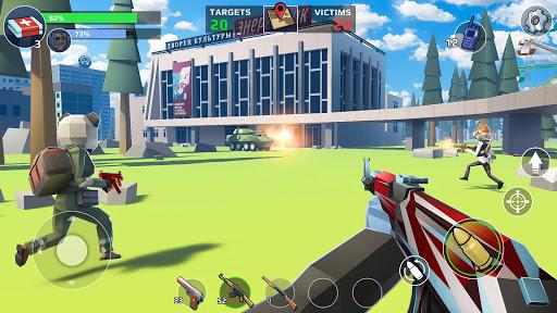 Game Battle Royale: FPS Shooter Mod Free Download /